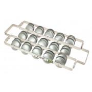ROCAL-L - Large Rocar - Aluminum72 Jingles