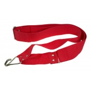 STRNYR1-RE - Shoulder Strap 1 Reinforced Hook - Red