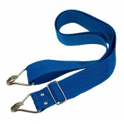 STRNYR2-BU - Strap 2 Reinforced Hooks - Blue