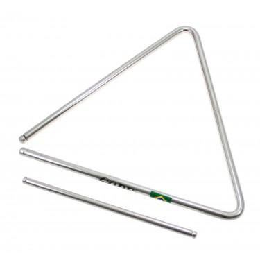 TRI27 - Triangle 27cm Acier Chromé