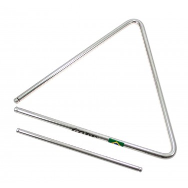TRI27 - Triangle 27cm Steel Chrome