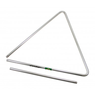 TRI32 - Triangle 32cm Steel Chrome