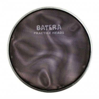 "HMD06-B - 6"" Double Mesh Silent Head - Practice"