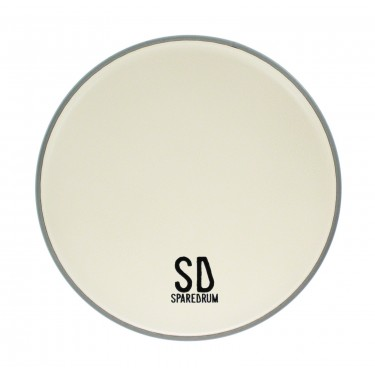 "AS10CO - 10"" Alverstone 1-ply Coated Drumhead - 10 mil"