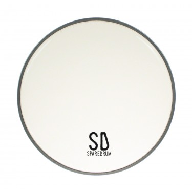 """AS08CL - 8"""" Alverstone 1-ply Clear Drumhead - 10 mil"""