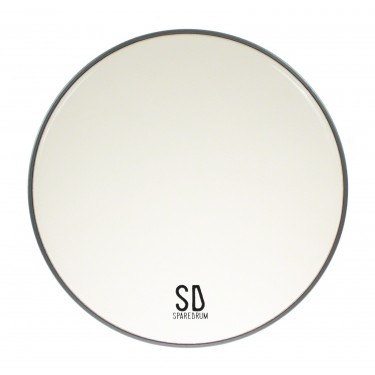 """AS14CL - 14"""" Alverstone 1-ply Clear Drumhead - 10 mil"""