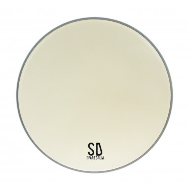"""MO13CO - 13"""" Monarch 1-ply Coated Drumhead - 7.5 mil"""