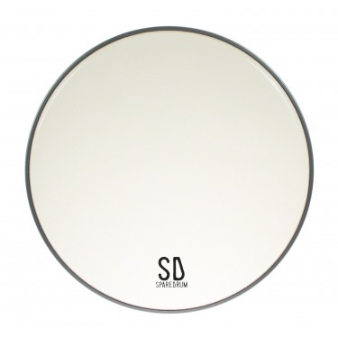 """MO13CL - 13"""" Monarch 1-ply Clear Drumhead - 7.5 mil"""