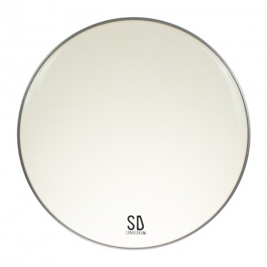 """MO18CL - 18"""" Monarch 1-ply Clear Drumhead - 7.5 mil"""