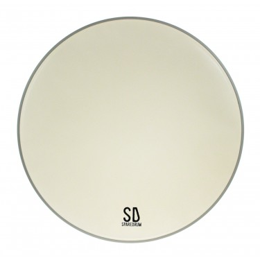 "EV18CO - 18"" Everest 2-ply Coated Drumhead - 7.5 / 5 mil"