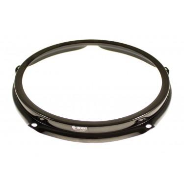 """SH105-BLK Hoop 10"""" 5 Holes - Black"""
