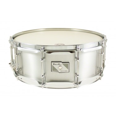 "ALD-5014SH - Aluminum Shell Series 14"" x 5"" Snare Drum"