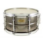 "BK-7013SH - Black Dawg 13"" x 7"" Snare Drum - Brass Shell"