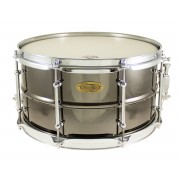 "BK-7013SH - Black Dawg 13"" x 7"" Snare Drum - Brass Shell"