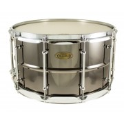 "BK-8014SH - Black Dawg 14"" x 8"" Snare Drum - Brass Shell"