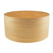 "Oak Shell 5.4mm 14""x6"""
