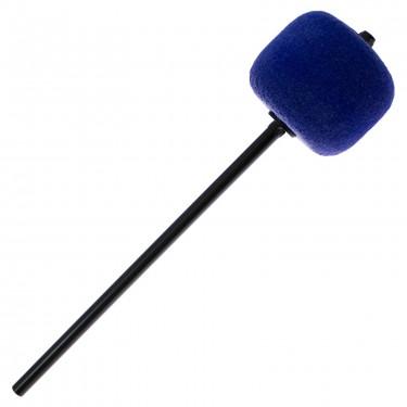 206CKBL - Batte Pédale GC - Feutre Bleu - Tige Noire
