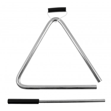 """406 - 6"""" Triangle - High Quality Steel Alloy"""