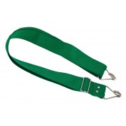 STRNYR2-G - Strap 2 Reinforced Hooks - Green