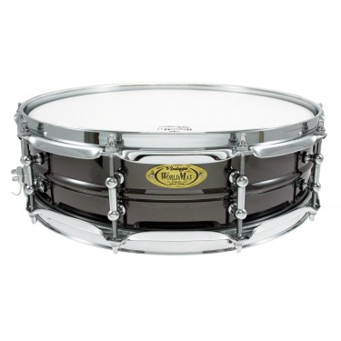 "BK-4014SH - Black Dawg 14"" x 4"" Snare Drum - Brass Shell"