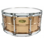 "BZ-6514SH - Bronze Shell Series 14"" x 6.5"" Snare Drum"