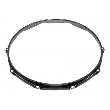 """H23-14-10BK - Cercle 14"""" 10 Tirants Noir Super Triple Flange 2.3mm"""