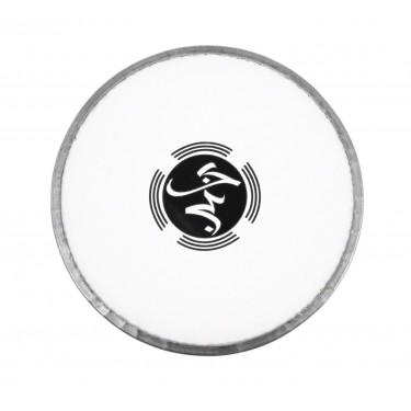 "WH13 - Doumbek White Head 5"" - 13cm Diameter"