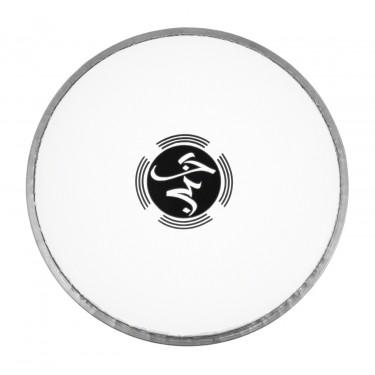 "WH21 - Doumbek White Head 8 1/4"" - 21cm Diameter"