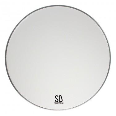 "AS22SW-B - 22"" Alverstone Smooth White BD Head - 1-ply - 10 mil"
