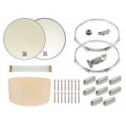 "DIY Set - Build Your 14""x5.5"" Maple Snare Drum"