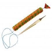 Brass Classic H'Mong Danmoi Jew's Harp - Vietnam