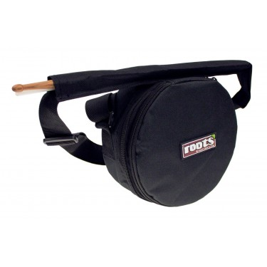 "6"" x 6cm Tamborim Deluxe Protection Bag with Sticks Storage"