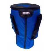 36cm x 67cm Djembe Heavy Duty Protection Bag - Blue