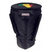 40cm x 67cm Djembe Heavy Duty Protection Bag - Black