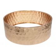 "SHBZ1405 - 14"" x 5"" Hammered Bronze Shell - Snare Drum"