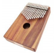 Kalimba Alto Chromatic 26 Notes Box-Resonator