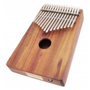 Kalimba Alto Chromatic 26 Notes Box-Resonator + Pickup
