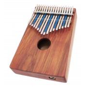 Kalimba Treble 17 Notes Box-Resonator + Pickup
