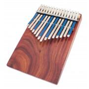 Kalimba Alto Celeste 15 Notes Board-Resonator + Pickup