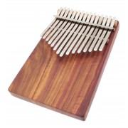 Kalimba Alto Chromatic 26 Notes Board-Resonator + Pickup