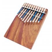 Kalimba Junior Celeste Diatonic 11 Notes Board-Resonator + Pickup