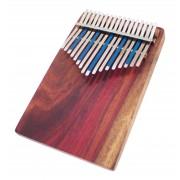 Kalimba Treble Celeste 17 Notes Board-Resonator + Pickup