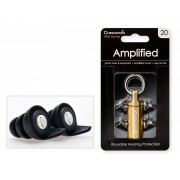 Pro Amplified 20 - Flat Damping Filters - Protection SNR 17dB