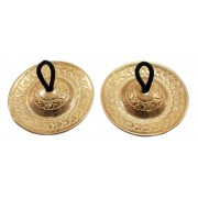 Crotales Sagat Turcs 58mm Bronze