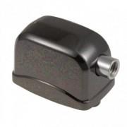 L17SDTT-BK - Coquille Caisse Claire / Tom - 25mm Noir (x1)
