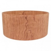 "Bubinga Shell 5.4mm 16""x6"""
