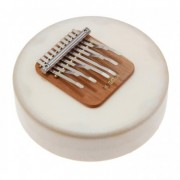 M10-1 - Moon Kalimba - Natural Skin - 10 Tins