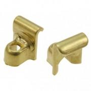 DC7RA - HSFB23 Drum Claw Hook - Raw Brass (x2)
