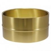 "SB1407 - 14"" x 7"" Brass Beaded Shell - Snare Drum"