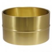 "SB1408 - 14"" x 8"" Brass Beaded Shell - Snare Drum"